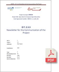 Odeon_DT2.3.3_NEWSLETTER