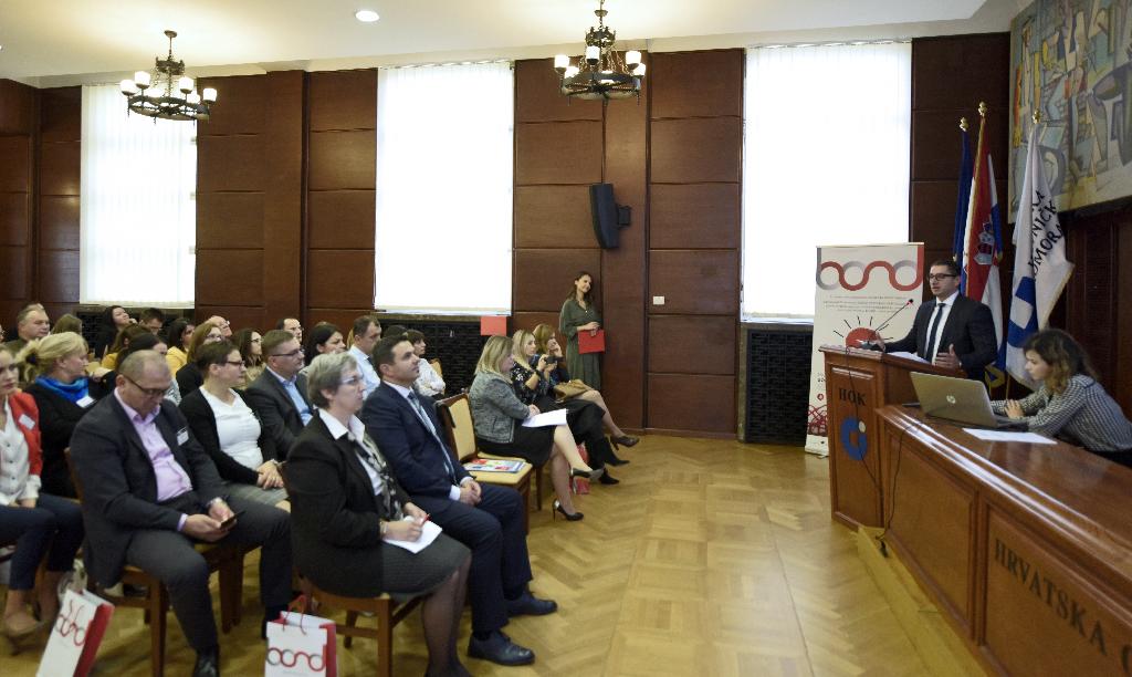 Mrežom poduzetničkih potpornih institucija do rasta poduzetništva u cijeloj Hrvatskoj