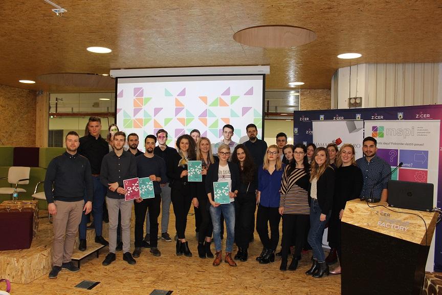 HAMAG-BICRO dodijelio novčane nagrade najboljim studentskim projektima u okviru MSPI-a