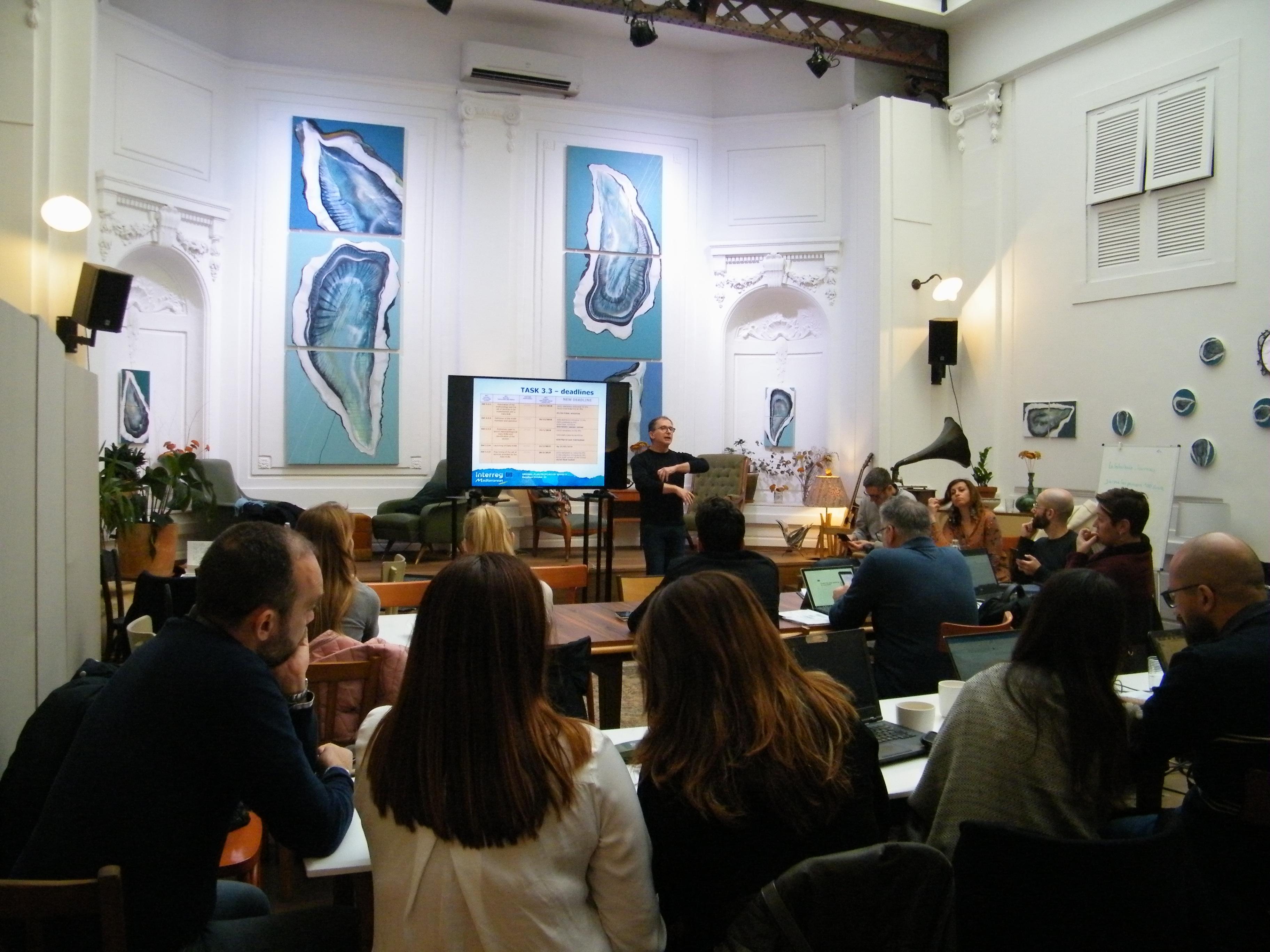 Treći međunarodni sastanak ODEON projekta
