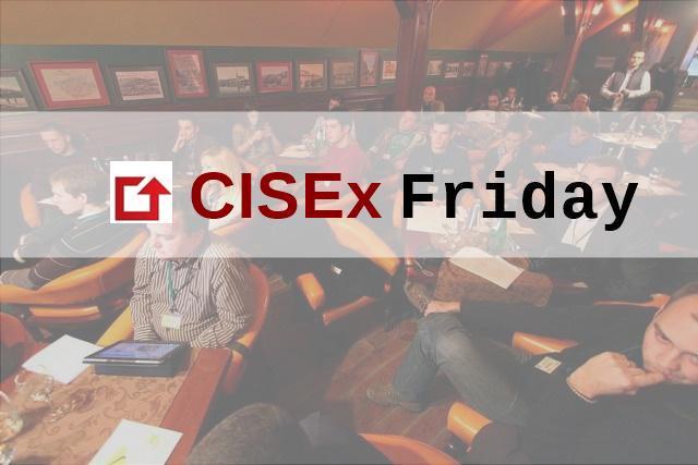 Pozivamo vas na 40. CISEx Friday u Zagrebu