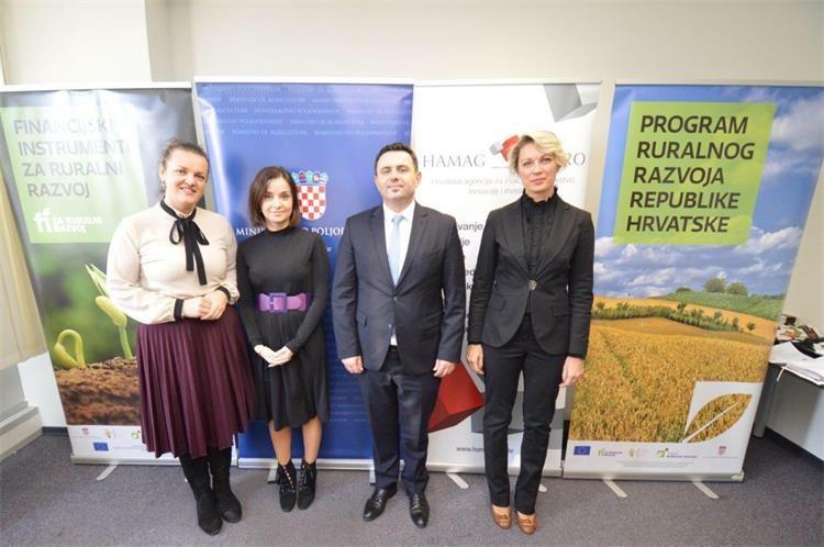 Osigurano više od 384 milijuna kuna za Poljoprivredu i ruralni razvoj