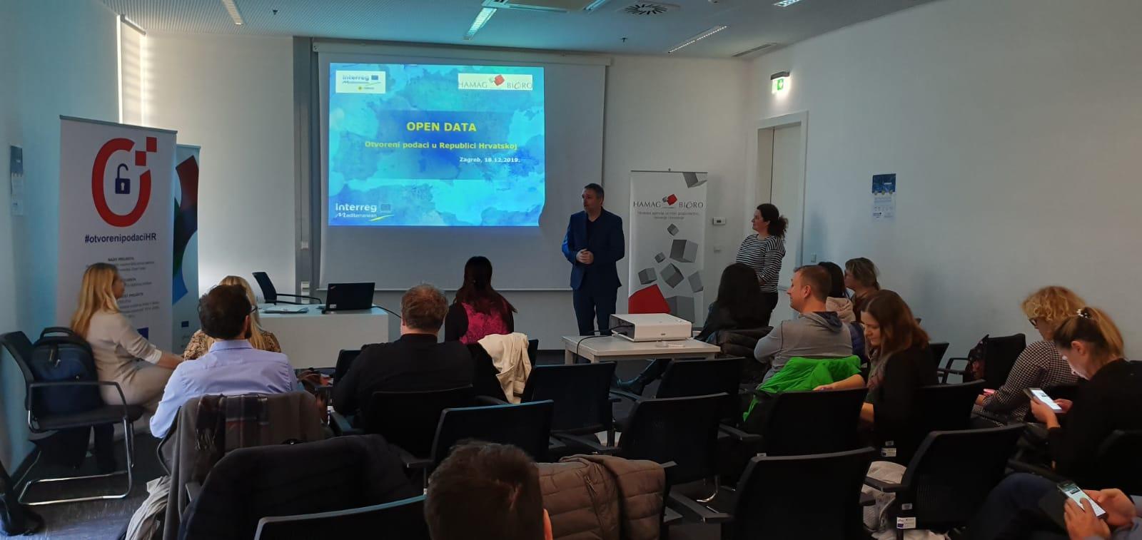 Održan tematski seminar u okviru projekta ODEON