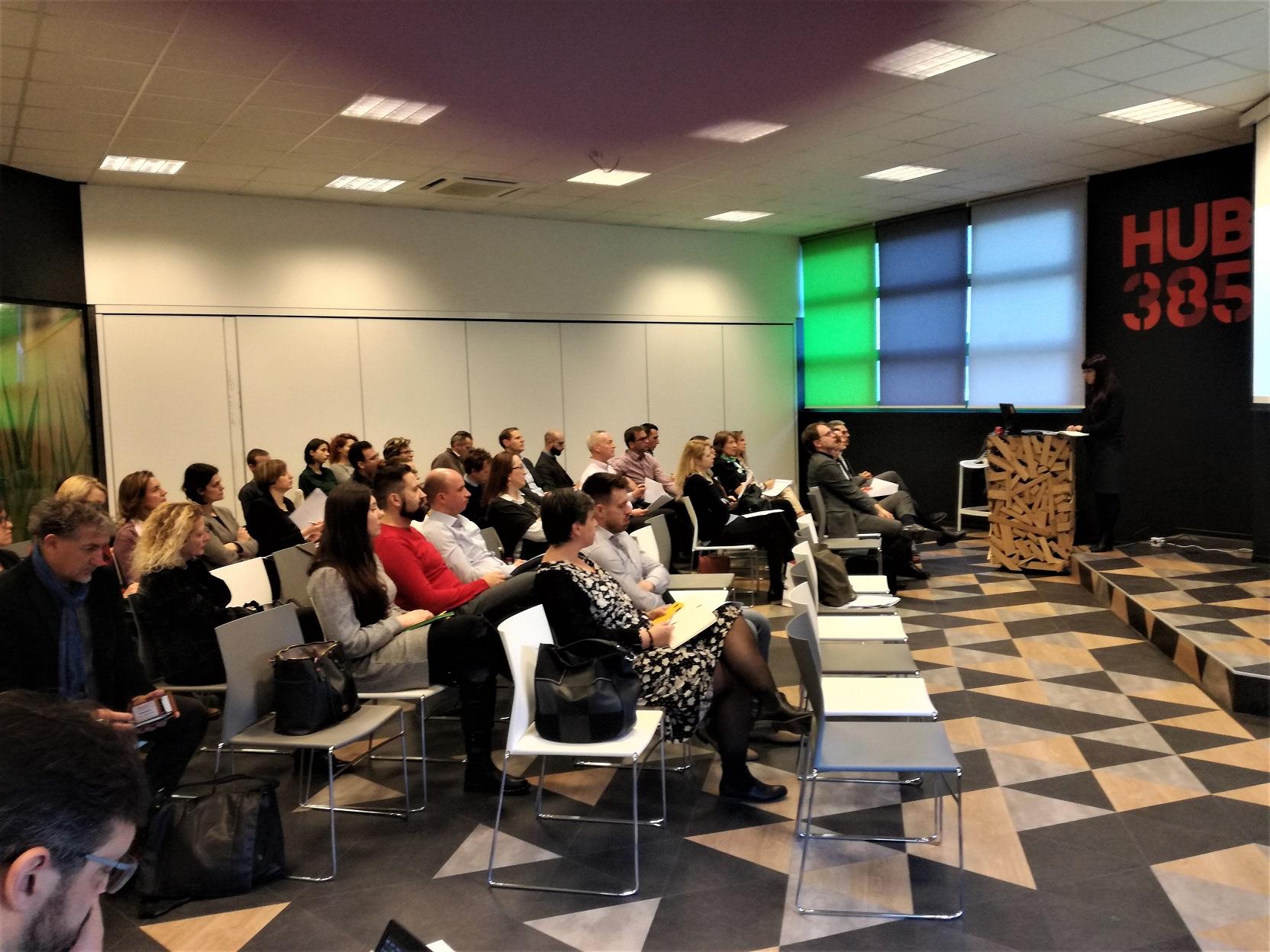 HAMAG-BICRO prezentirao iskustva međunarodne suradnje u sklopu radionice o pametnoj specijalizaciji