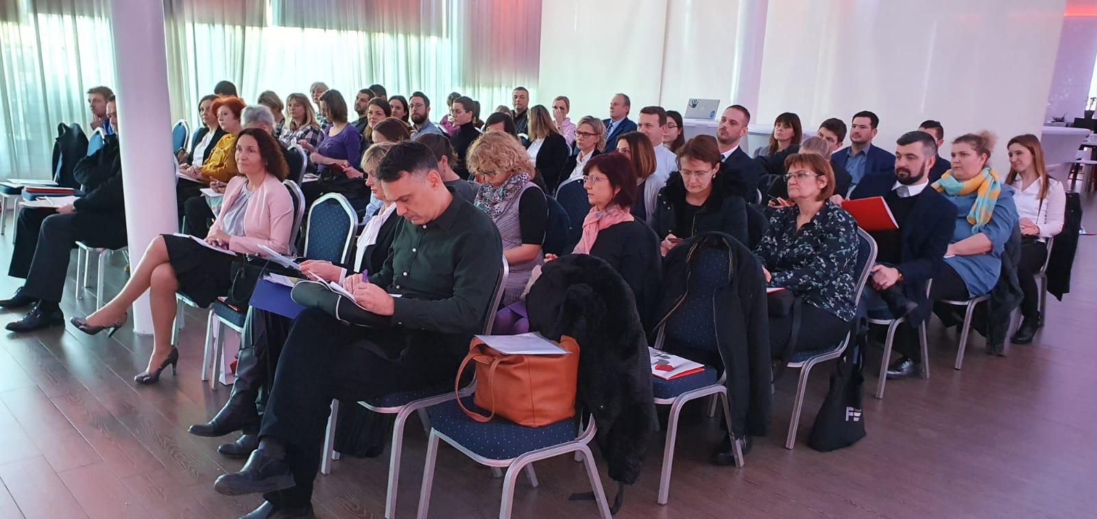 HAMAG-BICRO okupio stručnjake u području otvorenih podataka na ODEON radionici