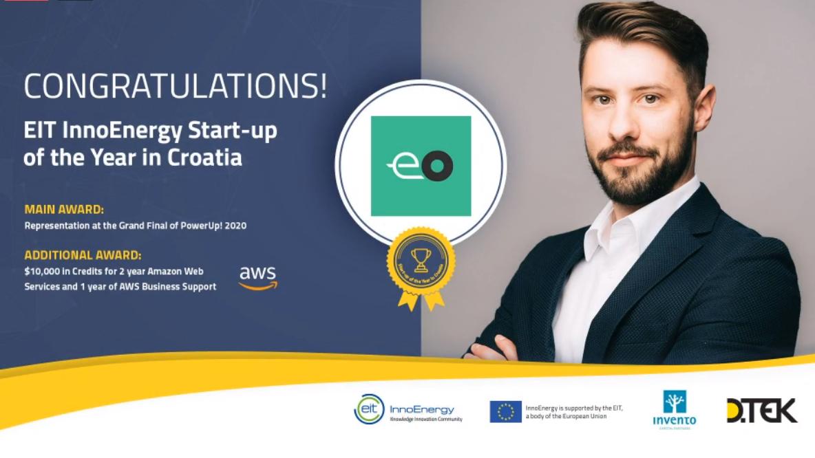 Startup EazyOil pobjednik PowerUp! Challengea u Hrvatskoj