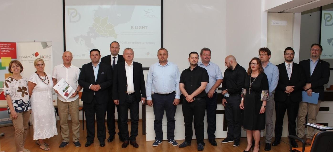 HAMAG-BICRO dodijelio Odluke o financiranju za                     B Light projekte vrijedne 2,1 milijuna eura