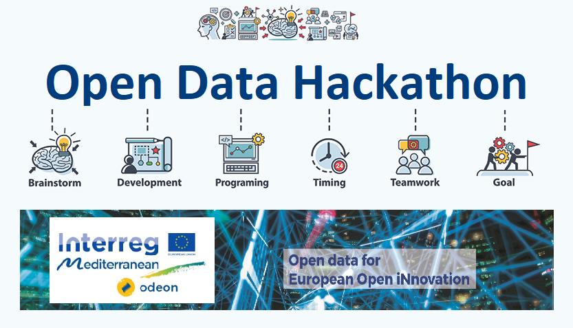 Javni poziv za sudjelovanje u prijavi na Open Data Hackathon u okviru projekta ODEON
