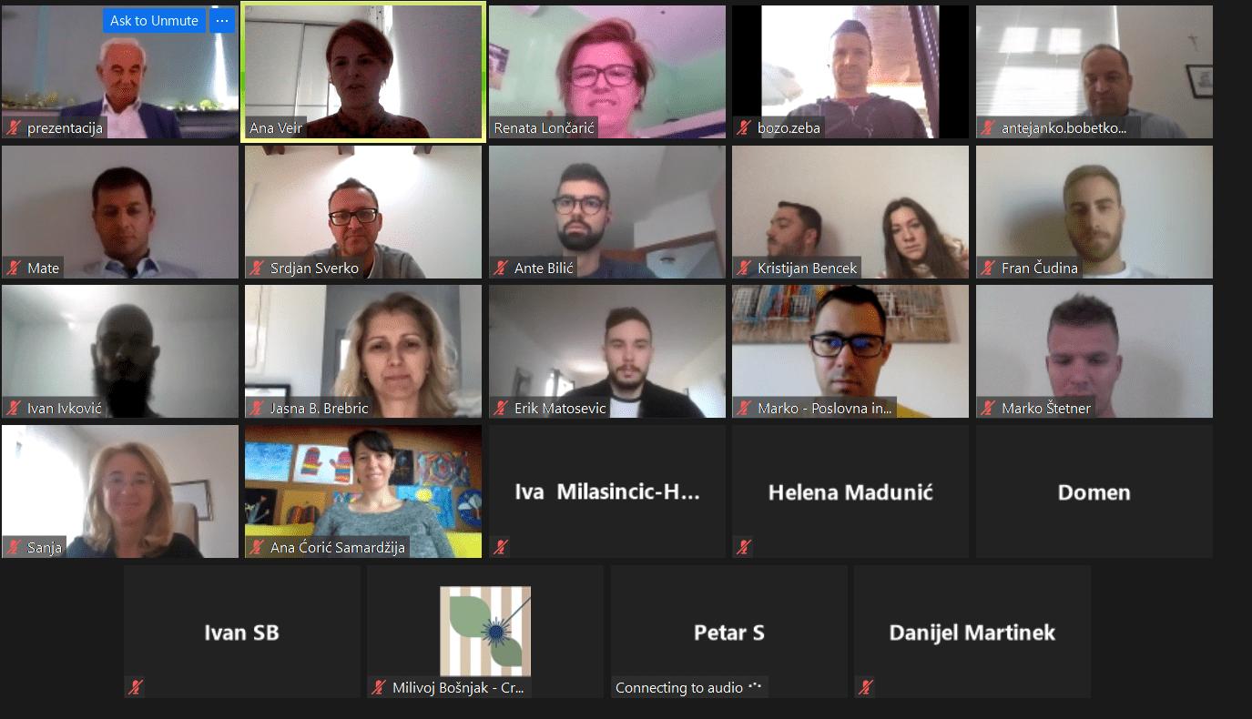 Open Data Hackathon započeo stručnim predavanjima i mentorskim savjetima