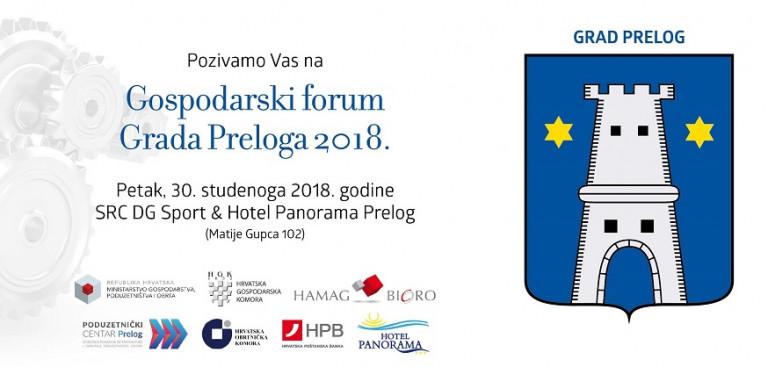 Prelog Gospodarski forum pozivnica